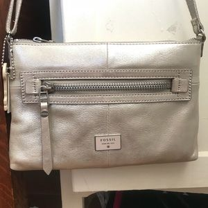 Brand new with tags Fossil crossbody bag
